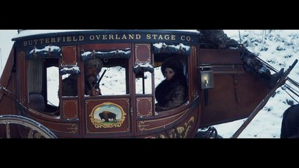 THE HATEFUL EIGHT - Bande-annonce