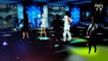 Rheinbeat - Cartoon Dance Party - 7even or Eleve11 Mix - HD720p - 2014