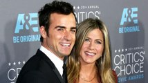 Jennifer Aniston and Justin Theroux Honeymoon in Bora Bora with Friends