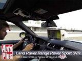 1000 m départ arrêté en Range Rover Sport SVR