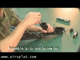Airsoft AEG ICS M4 Assembly Guide by AirSplat
