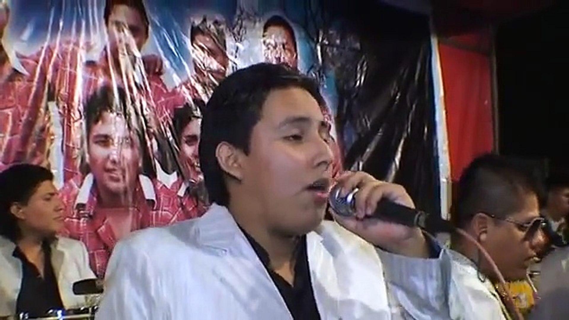 JHACO y su Grupo LUNA NUEVA EN VIVO -  LLORO AL RECORDAR - LUNA AMIGA - PARA QUE ME HACES LLORAR
