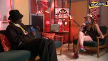 Masta Killa vom Wu-Tang Clan im Schlafanzug