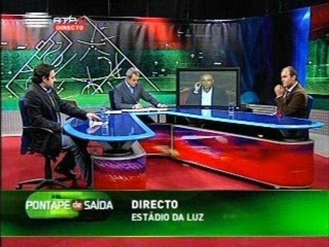 Camilo Lourenço vs. Luis Freitas Lobo