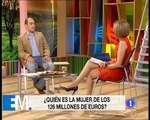 Mallorquina  gana Bote de Euromillones en Serviapuestas por Internet. 126 millones de euros