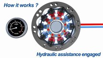 AddiDrive Assist: Front Assistance For Trucks by Poclain Hydraulics