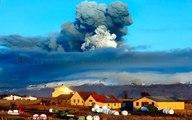 NEUESTE Bilder vom Vulkanausbruch in Island, Island Vulkanausbruch, Ausbruch Vulkan