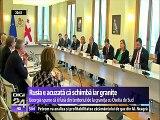 Georgia acuză Rusia că modifică ilegal graniţa sa cu Osetia de Sud, regiune separatistă susţinută de Moscova. De o lună, trupele ruseşti care controlează teritoriul secesionist deplasează bornele şi fură astfel din teritoriu.