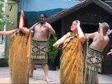 Maoris song Haka, New Zealand