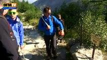 Une semaine en montagne: une randonnée sur la mer de glace de Chamonix