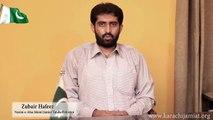 President IJT Zubair Hafeez Message regarding Independance Day 14th August  - Islami Jamiat e Talaba Pakistan   Youth