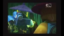 Lego Ninjago Episode 51 Clip Ronin is possessed