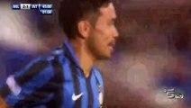 Inter Disallowed Goal Inter Milan 1 - 2 AC Milan Trofeo TIM Friendly 12-8-2015