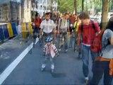 1ª Roller-Parade 2006 Bruselas