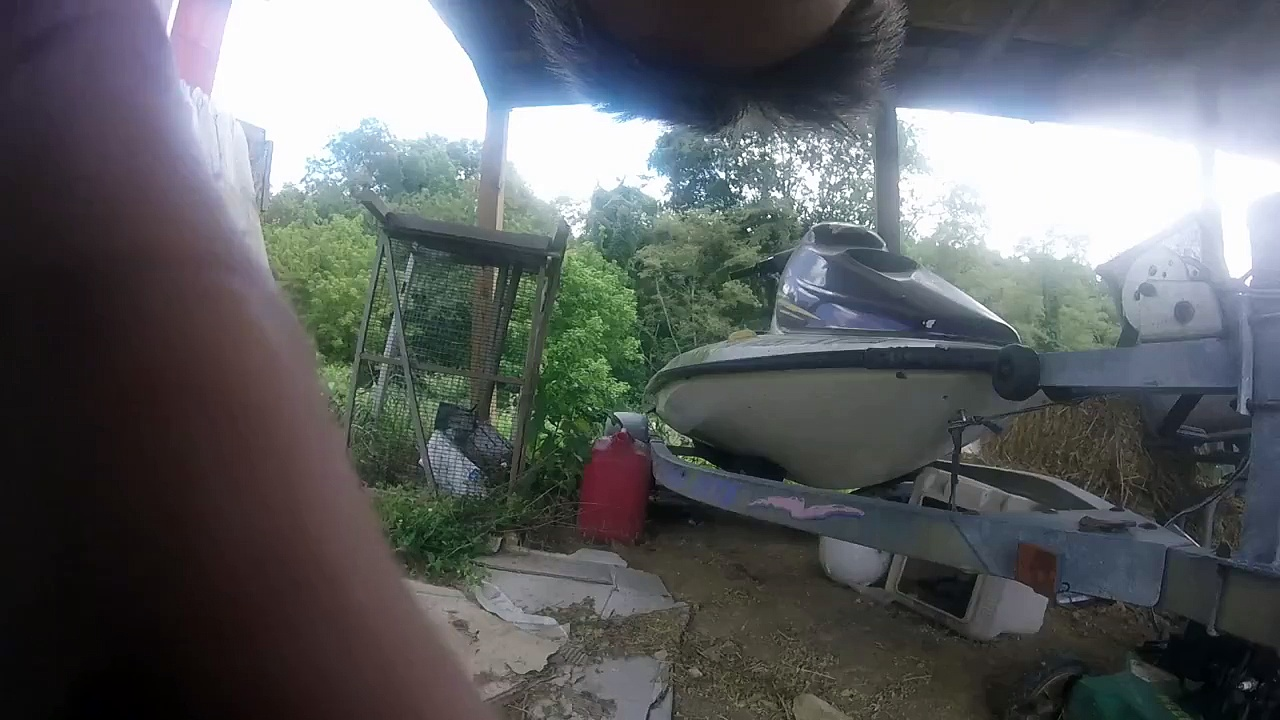 bike riding with the gopro