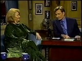 Molly Ivins on Conan O'Brien