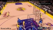 The Kid|2015-2016 NBA Champions Los Angeles Lakers Mix