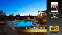 Homes for sale 2626 W Desert Splendor Court Oro Valley AZ 85737 Long Realty