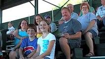 Danville Dans vs. DeKalb County Liners - June 9, 2010