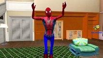 Johny Johny Yes Papa Nursery Rhymes for Children Spiderman Cartoons for Kids  Johny Johny Yes Papa