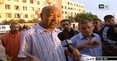 casablanca - تحرير الملك العمومي وازالة الباعة المتجولين في الحي المحمدي في الدار البيضاء