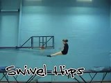 Trampoline Central - Swivel Hips Demo