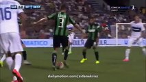 All Goals and Highlights HD _ Inter Milan 0-1 Sassuolo - Trofeo TIM 12.08.2015 HD