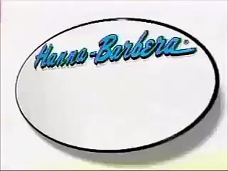 Hanna-Barbera Cartoons All Stars Action Logo 1994-1997 with Comedy music