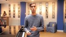 Centre de musique canadienne: Prix Collégien en musique contemporaine 2015
