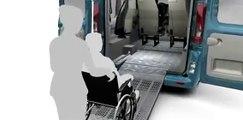 Renault Tech Trafic TPMR - Transport de personnes à mobilité réduite