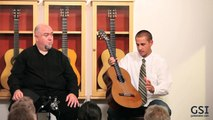 La Wonderful - Scott Tennant Plays the Romero Collection Pt. 4 - Classical Guitar at GSI