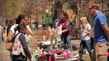 OKC GOOD Community Story | OU Big Event 2014 at OKC Zoo w/ Girl Scouts of Western Oklahoma