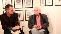 Interview mit Prof. Hans Hillmann - deutscher Grafikdesigner & Illustrator