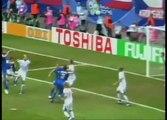 Italia 2-0 Repubblica Ceca fase a gruppi Mondiali Germania 2006 sintesi 22/06/2006