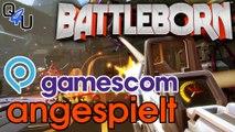 gamescom 2015: Battleborn angespielt