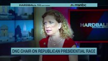 """DNC Chair Can't Answer a Simple Question on MSNBC """"What's the Difference Between a Democrat & a Soci"""