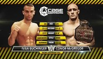 14   Conor McGregor vs  Ivan Buchinger CWFC 51   Cage Warriors Fighting Championship 51   2012 12 31