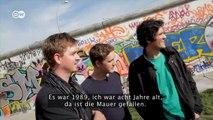 Das Bandtagebuch mit EINSHOCH6 | Folge 09: Die Berliner Mauer