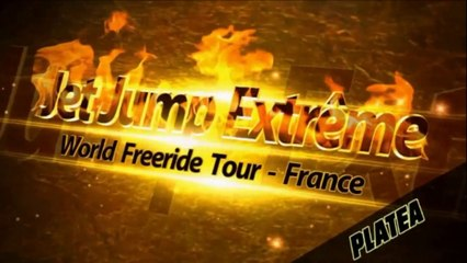 IFWA World Tour Jet Jump Extreme Lacanau 2015 - Marie Brizard Official Partner