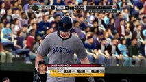 Major League Baseball MLB 2K10 - Xbox 360 - HD - J.D. Drew GRAND SLAM ! !
