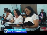 O NOIVO VEM - GRUPO DE ORAÇÃO COLUNAS DE FOGO - IGREJA NASCER EM CRISTO