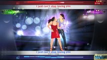 Michael Jackson The Experience - I Just Can't Stop Loving You [PS3]