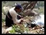 مقناص وبارة الجنوب سعيد الغامدي ابو نمر اهداء للاخ صقر الجنوب ( 9 )