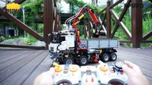 LEGO 10248 Ferrari F40 - RC motorized F40 Teaser video by 뿡대디