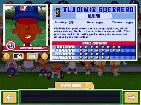 Backyard Baseball 2001 – All MLB player themes