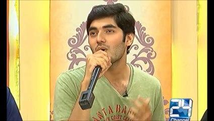 Performing Kabhi Jo Badal in NDDN