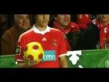 Benfica 3 0 Porto Golos Ruben Amorim Carlos Martins e Cardozo  Final da Taça da Liga  relato  fotos
