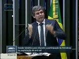 Lindbergh Farias calcula lucro da Petrobras com a exploração do pré-sal