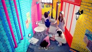 日本語字幕 歌詞 カナルビ CLC Like 궁금해