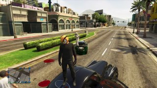 GTA 5 VanossGaming Halloween Preparation Batman Da